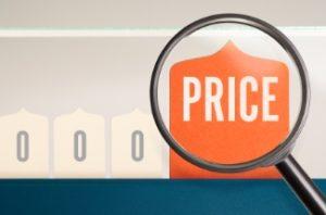 checking price